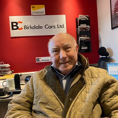 Meet the team at Birkdale Cars Ltd
